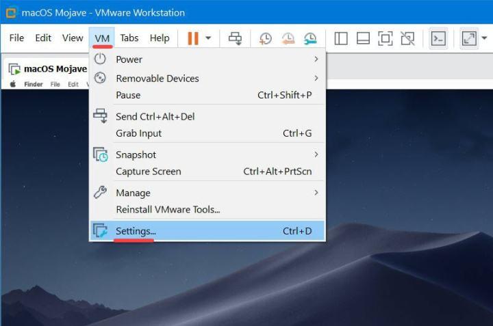 Open VM