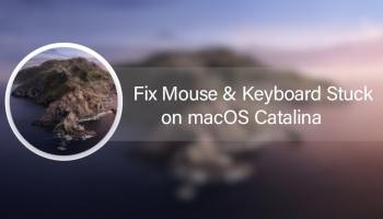Fix Mouse & Keyboard Stuck on macOS Mojave on VirtualBox