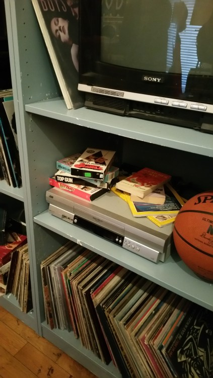 Ferris' Bookcase
