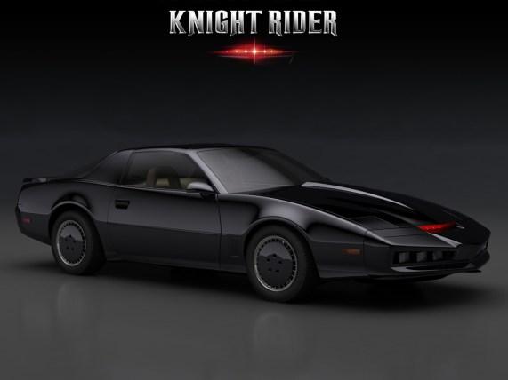 Knight Rider KITT