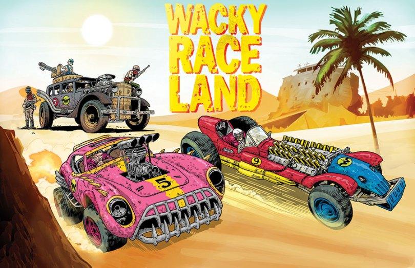Wacky-Raceland