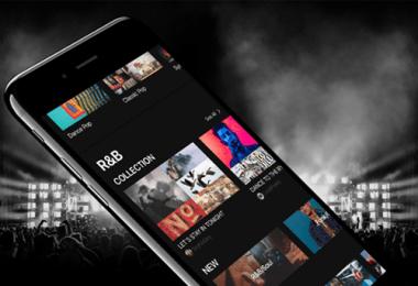 VIBBIDI music videos app
