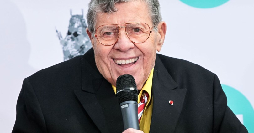 Jerry Lewis, Dead at 91