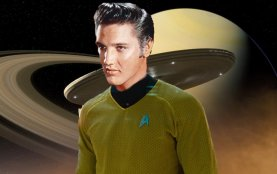 Elvis Loved Star Trek