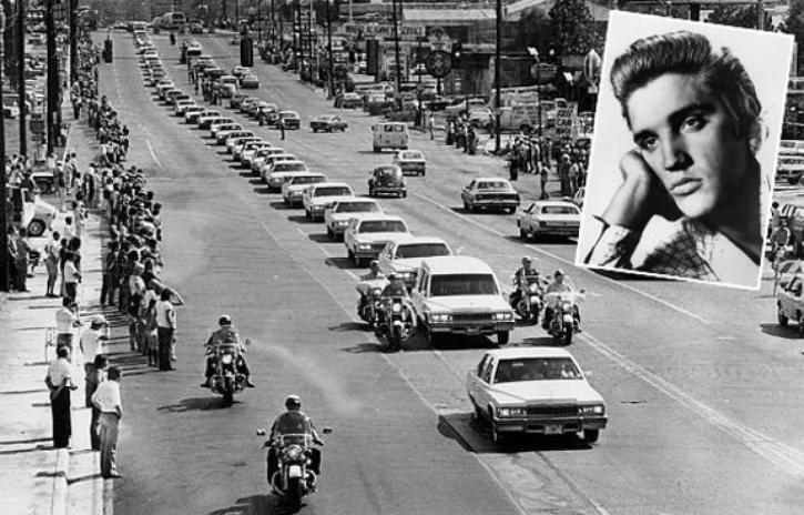 Elvis Funeral