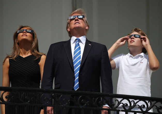 You Can Donate Those Solar Eclipse Glasses