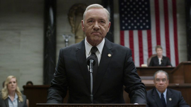 Netflix Has Canceled House of Cards in Wake of Spacey Controversy