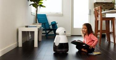 Say Hey to Kuri, a Real Live Robot