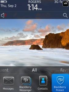 BlackBerry Protect 4 - BlackBerry 7