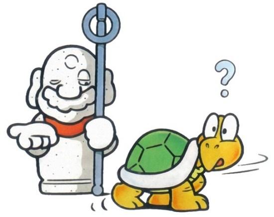 Statue Tanooki Super Mario Bros 3 - Nintendo