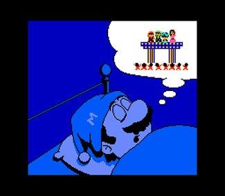 Super Mario Bros 2 - Ending