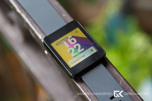 LG G Watch - Android Wear - Test Geeks and Com -3