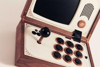 R-Kaid-R - Console arcade portable 2