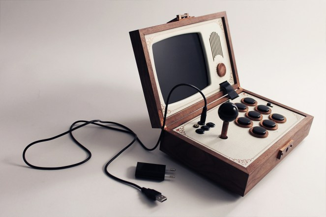 R-Kaid-R - Console arcade portable 7