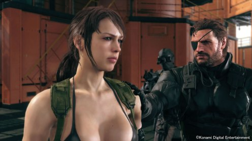 Metal Gear Solid V TPP Gameplay (3)