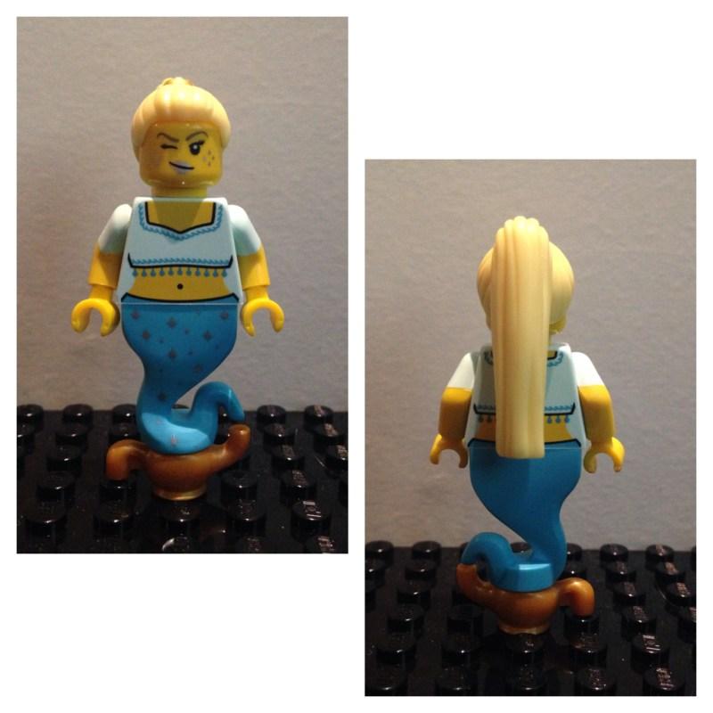 Femme genie - Lego - Minifures - Serie 12