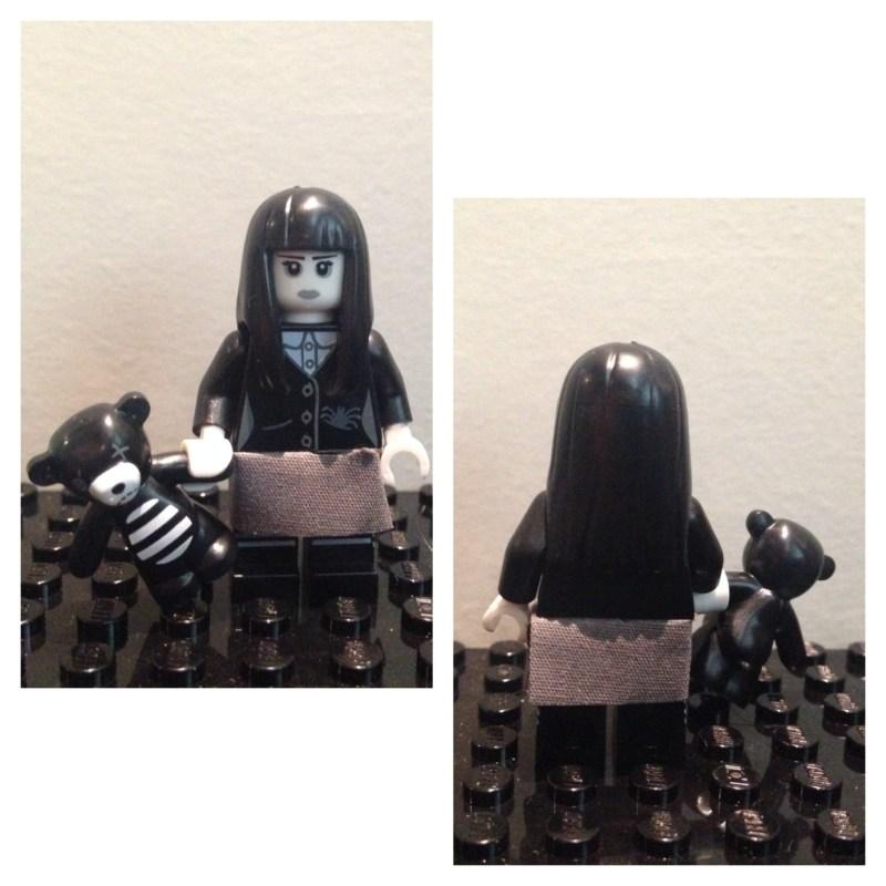 Fille gothique - Lego - Minifures - Serie 12