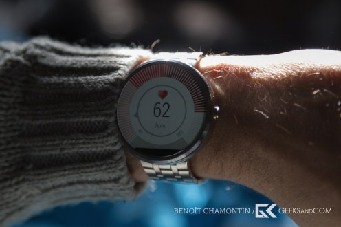 Motorola Moto 360 - Android Wear - Test Geeks and Com -4