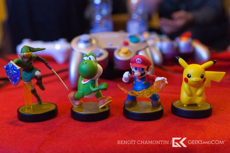 amiibo - Evenement Nintendo Montreal - Geeks and Com -3