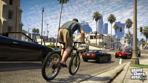 GTA V - Vélo