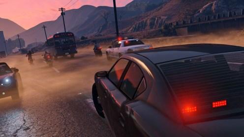 GTAV PS4 Heists braquages 6