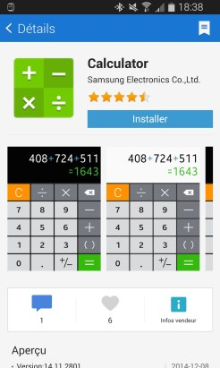 Samsung Galaxy Gear S - Apps