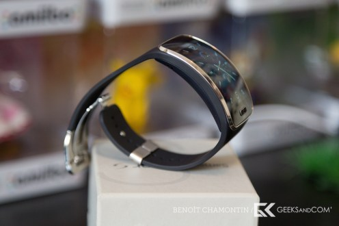 Samsung Gear S - Montre connectee - Test Geeks and Com -4