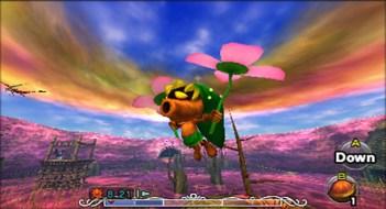 The Legend of Zelda Majoras mask 3d - Nintendo 3DS - Gameplay