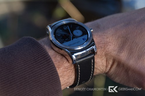 LG Watch Urbane - Test Geeks and Com -5