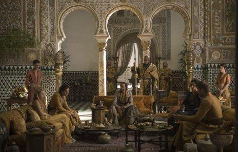 Dorne Game Of Thrones HBO