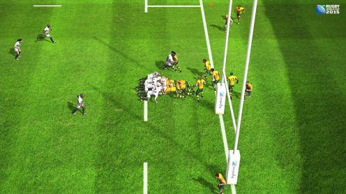Rugby World Cup 15 screenshot 1
