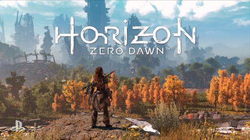 Horizon zero dawn cover E3