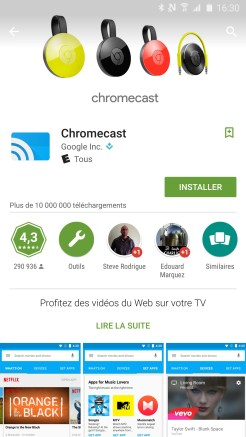 Chromecast Configuration 02
