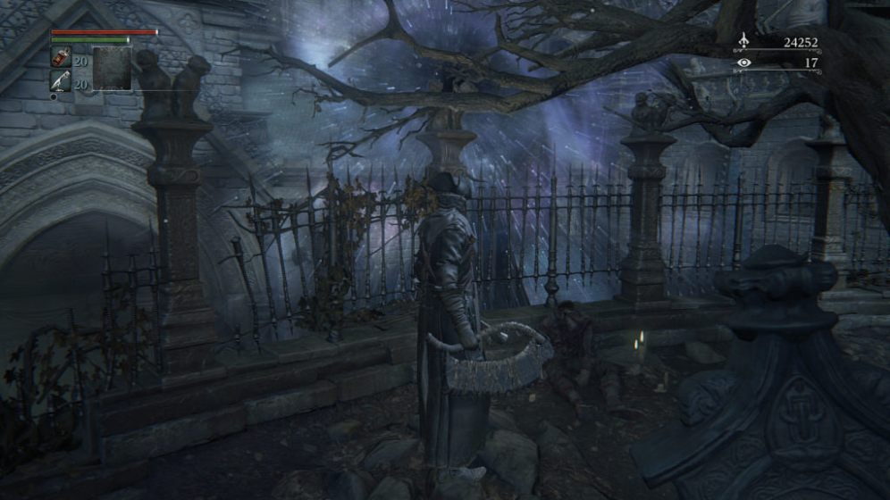 Bloodborne Square Corps the Old Hunters
