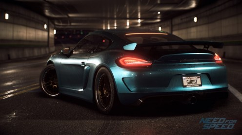 Need For Speed Cayman GT4