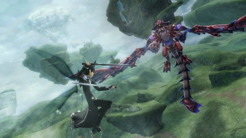 Sword Art Online Lost Song 18