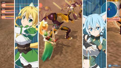 Sword Art Online Lost Song 8