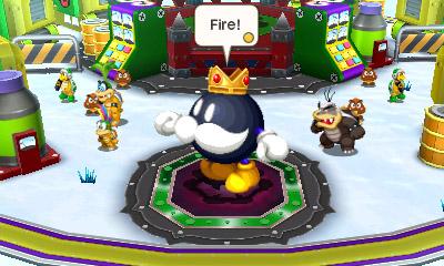 Mario & Luigi Paper Jam Nintendo 3DS Bomb