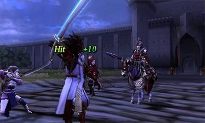 Fire Emblem Fates Combat