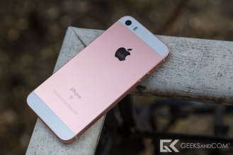 iPhone SE - Test Geeks and Com -6