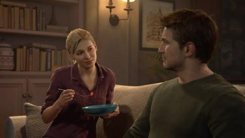 Uncharted 4 Elena et Nathan