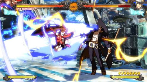 Guilty Gear Xrd -Revelator- Combat
