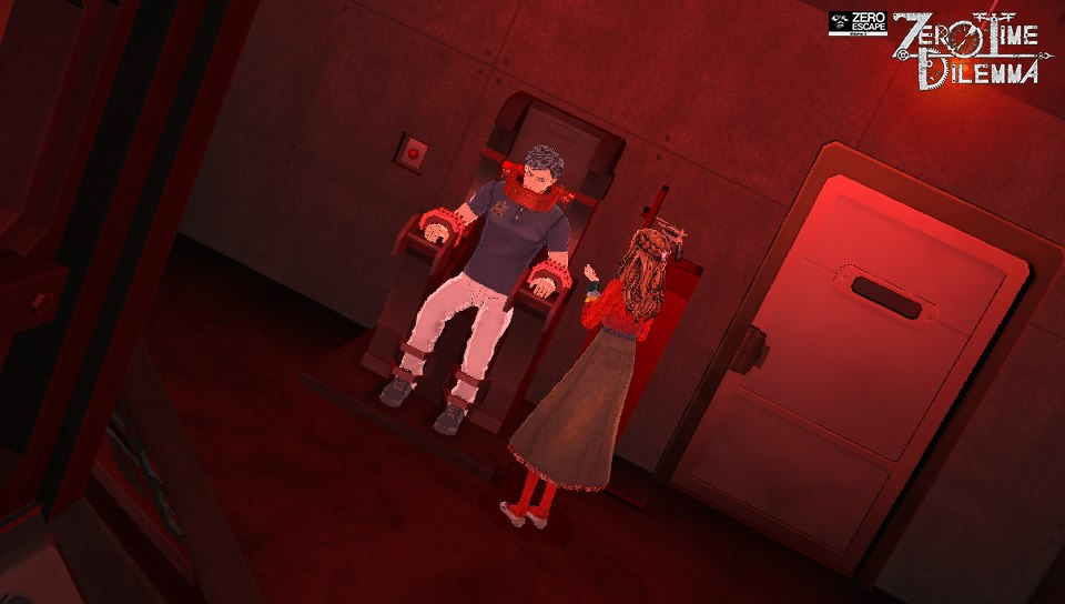 Zero Time Dilemma - Sigma and Diana