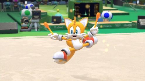 Mario et Sonic aux Jeux olympiques de Rio 2016 4