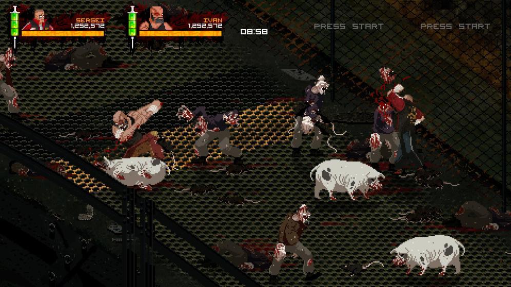 Mother Russia Bleeds - 04