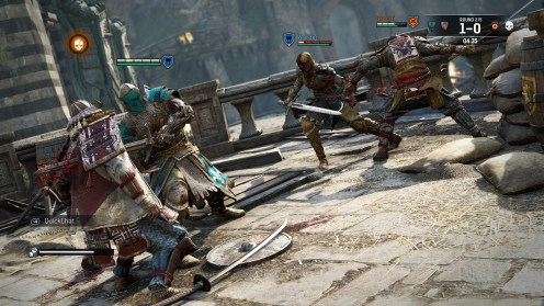 For Honor - Mode Melee