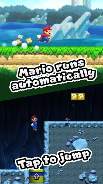 Super Mario Run - Android (2)