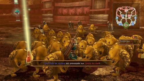 Hyrule Warriors Definitive Edition Goron