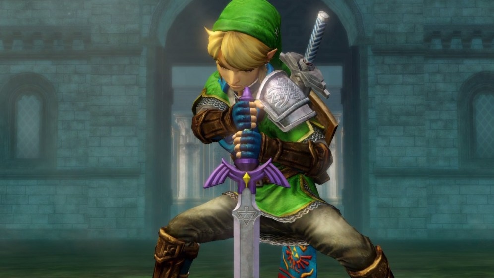 Hyrule Warriors Definitive Edition Master Sword