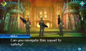 Shin Megami Tensei Strange Journey 2